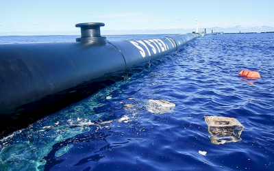ManWinWin donates a percentage of software licensing to save our oceans #TheOceanCleanup