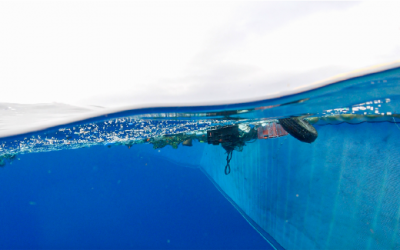 ManWinWin fulfils promise to The Ocean Cleanup with donation
